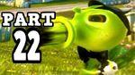 Plants vs Zombies Garden Warfare - Agent Pea - Gameplay