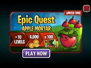 AppleMortarEpicQuest