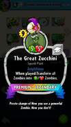 Zucchini Heroes Des