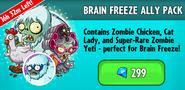 Brain Freeze Pack