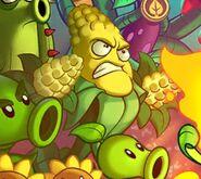 Kernel Corn on title screen
