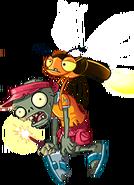 Summer Nights Bug Zombie