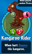 Receiving Kangaroo Rider
