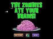 The burnt Garganturar and Imp ate your brains!