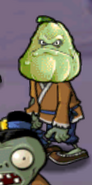 Squash Zombie GWE