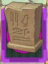 Egypt Tombstone Power Tile