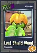 Leaf Shield Weed GW2