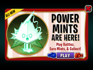 Power Mints are Here Ad