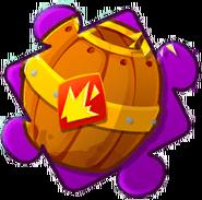 Bomb Blast Puzzle Piece Level 3