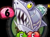 Подводный Зомбот-акулотроник