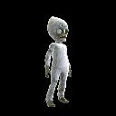Zombie yeti Xbox Costume