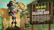 Captain Deadbeard in ad