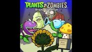 Plants vs Zombies OST - 17 Uraniwa ni Zombies ga!
