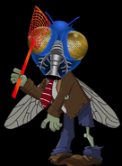 The Fly Zombie2