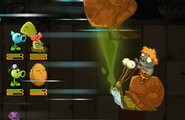 Snail Super Attack