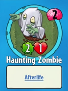 Haunting Zombie Bought