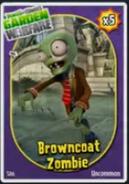 1. Browncoat Zombie