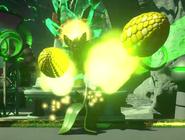 Shuck shot kernel corn