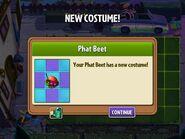 Getting Neon Beet's Second Costume