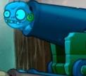 Frozen imp cannon
