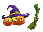 Pumpkin WitchHD