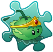 Cabbage-pult Costume Puzzle Piece
