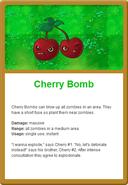 Cherry Bomb online