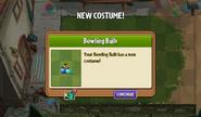 BowlingBulb get costume 2
