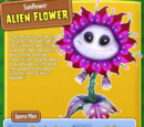 Инопланетный Цветок