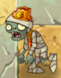 Conehead Mummy's second degrade (PvZ2IAT)