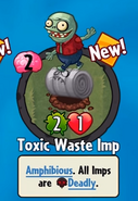 Toxic Waste Imp Bought