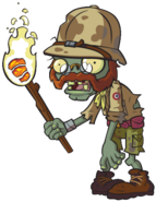 Explorer Zombie