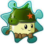 Greenturnip Costume Puzzle Piece