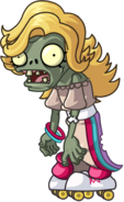 Official HD Glitter Zombie