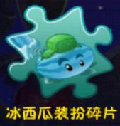 Piece of Puzzle Costume Winter Melon
