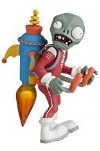 Jetpack Zombie and Infinut Figures