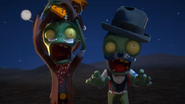Screen 12 New World Leak for Plants vs. Zombies 2