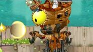 Plants vs. Zombies 2 Zombot Plank Walker (Dr