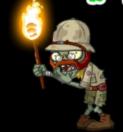 Eating Explorer Zombie