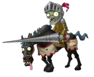 HD Horseman Knight Zombie