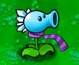 Funnier Snow-Pea