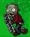 DS Ladder Zombie