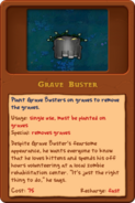 Gravebuster almanac pc