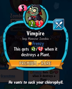 Vimpire Old Stats