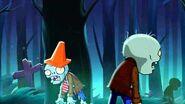 "Plants vs. Zombies All Stars ""story board"