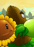 Tall-nut on pvz