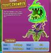 Toxic chomper