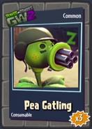 PeaGatlingSticker