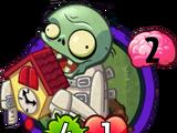 Чокнутый зомби