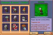 Zombies Almanac